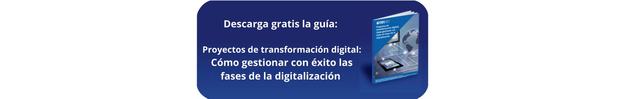 Ebook GRATIS: Proyectos de cambio e innovación