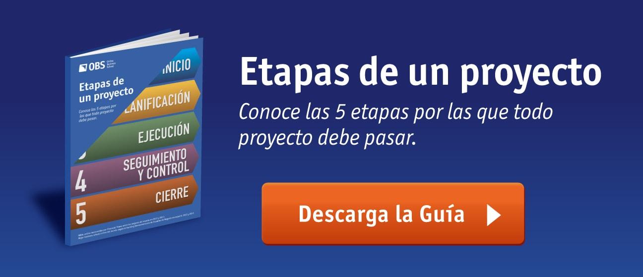 Ebook GRATIS: Etapas de un proyecto