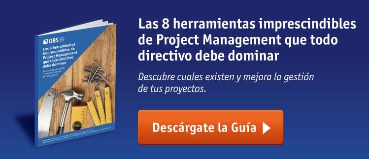 Ebook GRATIS: Herramientas imprescindibles Project Management