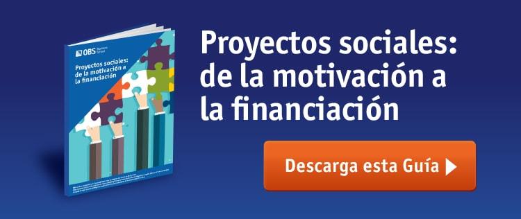 Ebook GRATIS: Proyectos sociales