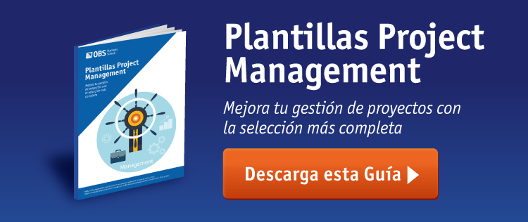 Ebook GRATIS: Plantillas Project Management