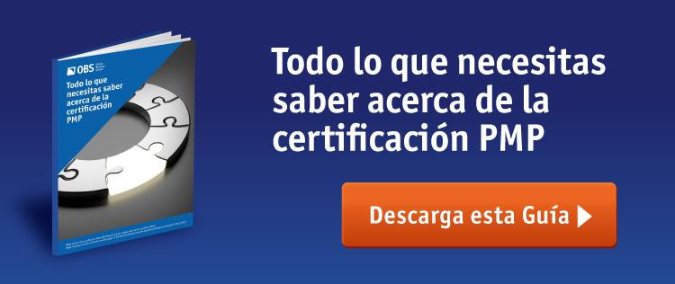Ebook GRATIS: Certificación PMP